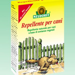 Repellente per cani